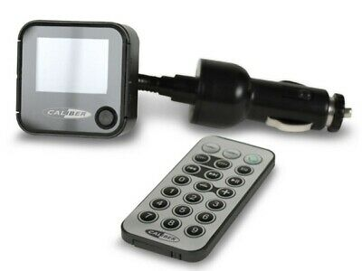 Fm Transmitter Usb Sd Rds Fit CALPMT402 Caliber Genuine Top Quality Product New