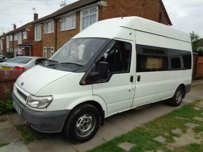 Racevan, 12v/240v, motorhome, day van, race van, campervan, 4 berth, fixed bed