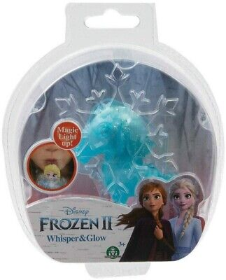 DISNEY FROZEN 2 WHISPER & GLOW NOKK The WATER HORSE Elsa Anna Bruni Olaf II NEW