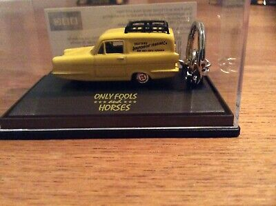 Only Fools And Horses Official Die-cast Keyring On Plinth
