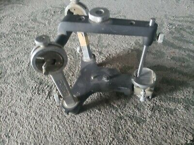 Hanau dental articulator