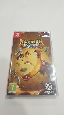Rayman Legends Définitive Edition Nintendo Switch Neuf **