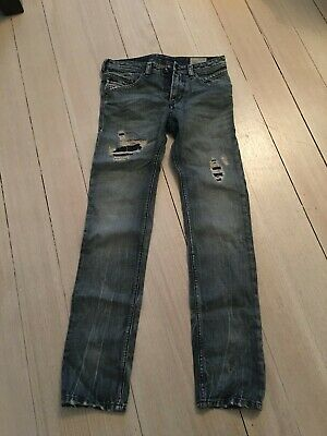 Boys Diesel Jeans Never Worn Size 12
