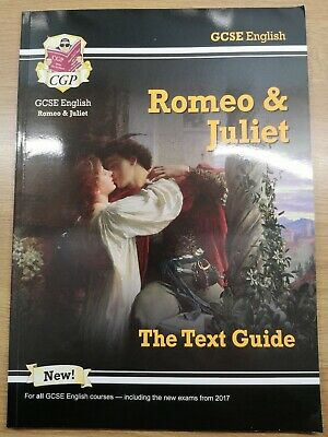 GCSE English Shakespeare Text Guide - Romeo and Juliet-CGP Books
