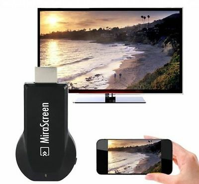 Mirracast Wifi Dongle TV Stick Dongle Easycast Wi-fi Display Receiver Airplay