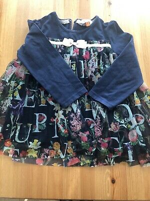 2-3 Years Girls Ted Baker Top