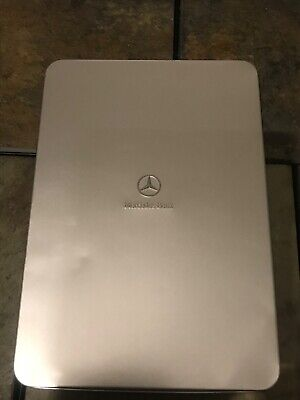 Merceds benz silver star card set