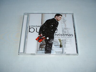 MICHAEL BUBLE UK 2012 CD Album - Christmas Incl Cold December Night SHANIA TWAIN
