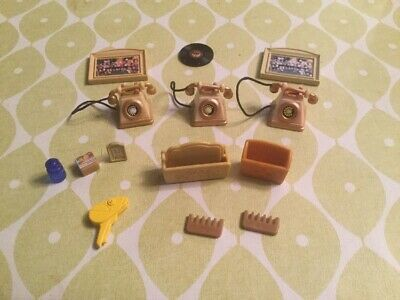 sylvanian families Telephone And Other Items