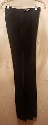 """LMD Youth Mens Boys Ballroom Latin Competition Practice Trousers Waist 28"""""""