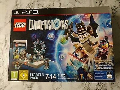 LEGO Dimensions: Starter Pack for Play Station 3