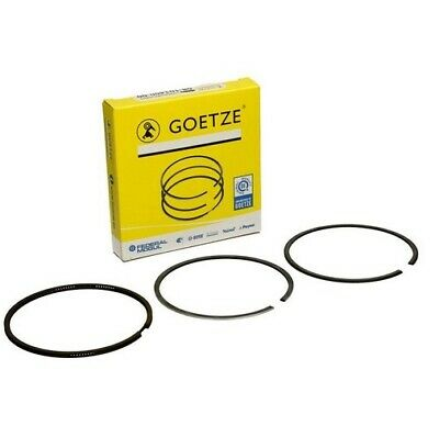 5x Engine piston ring set GOETZE 08-501500-00