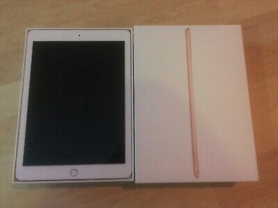 Boxed Apple iPad 2019 6th Generation 32GB Wi-Fi Rose Gold
