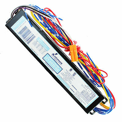 1PC PHILIPS ADVANCE Dimming Ballast Mark 7,T8,120//277V,94W IZT-3PSP32-SC