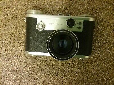 Corfield Periflex 2 With Lumax lens including case  and watameter
