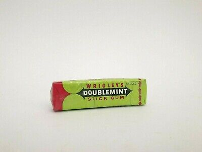 vintage Wrigleys chewing gum packet, Vintage Wrigley's, Double Mint Flavour, AUS