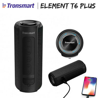 Tronsmart Element T6 Plus 40W bluetooth 5.0 Speaker Waterproof Boombox Subwoofer