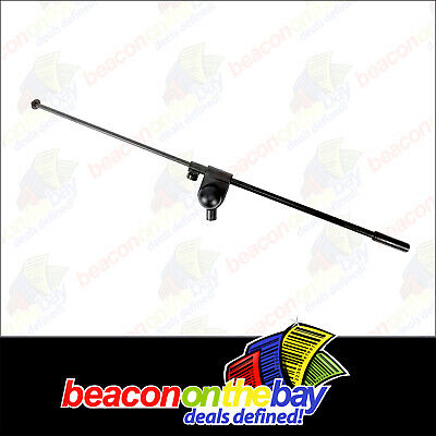 Mic stand boom arm Telescopic Extension Spare gopro overhead Microphone Light