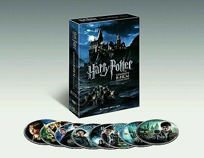 Harry Potter Complete 8-Film Collection | Full HD Quality