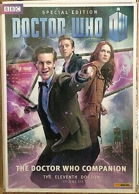 Doctor Who Magazine SPECIAL EDITION # The Eleventh Doctor Vol 6