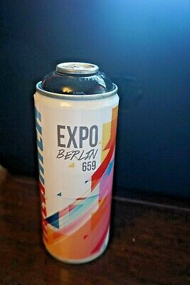 Rare Berlin expo Montana limited edition can