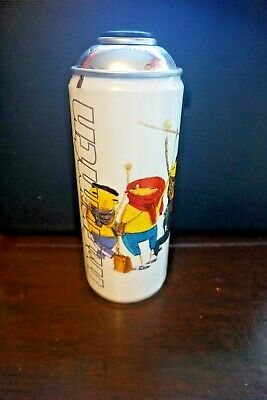 Osgemeos rare Montana limited edition can