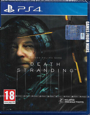Death Stranding Ps4 Nuovo Italiano