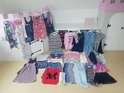 Huge Bundle of Girls Clothes - Majority Aged 4-5 years- INC MINI BODEN NEXT ETC