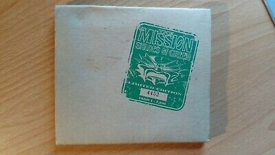 The Mission Shades Of Green (Remixed) Ltd CD In Cardboard Sleeve (7500 Only)