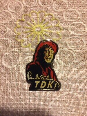 Pin's Tdk Paul Mac Cartney