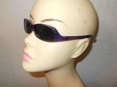 VUARNET KIDS Pouilloux Transparent Purple Fram Gray Lenses Sunglasses