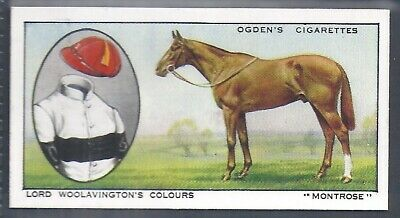 Ogdens-Prominent Racehorses Of 1933-#32- Top Quality Horse Racing Card!!!