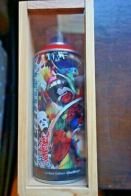 Char Boogie Montana limited edition can