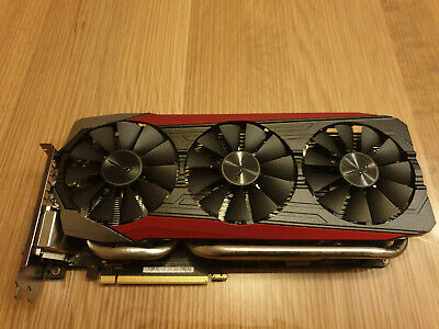 Asus GTX 980 TI Strix Geforce NVIDIA !!TOP!!