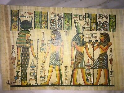 Egyptian Antiques old Pharaonic Papyrus  Ancient Egyptians Art Paper