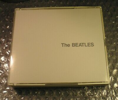 THE BEATLES White Album 2CD (1987 Fatbox Edition) CDS 7464438 With Booklet VGC