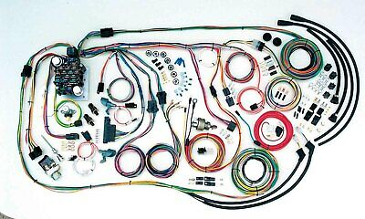 American Autowire 500481 Wiring System Kit Fits 1955-1959 Chevy Trucks