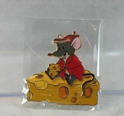Disney DSF DSSH LE 300 Pin Mice Cheese Aristocats Roquefort