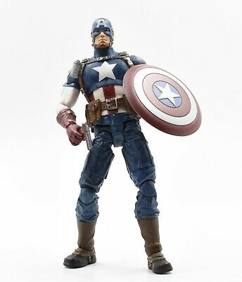 Marvel Select Disney Store - Avenging Captain America Exclusive Action Figure