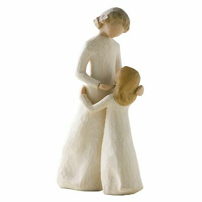 Willow Tree Mother Daughter Family Children Figure Ornaments Figurine Gift Boxed