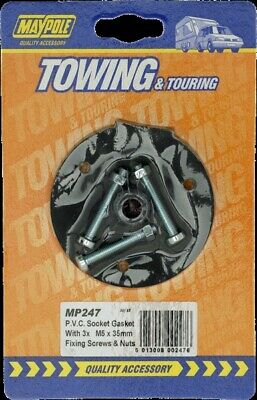 Socket Sealnut And Bolts X 3 247 Maypole Genuine Top Quality Product New