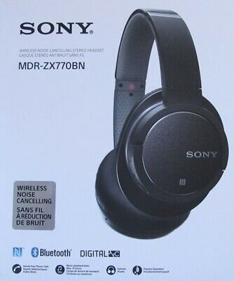 casque sony mdr-zx770bnactiver anti bruit