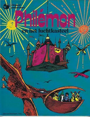 Philemon Nr:3 - Philémon en het luchtkasteel