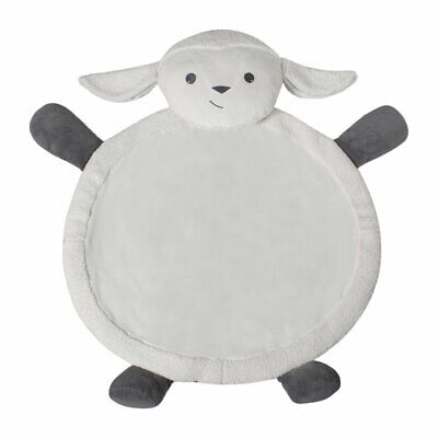 Animal Plush Mat - Lamb