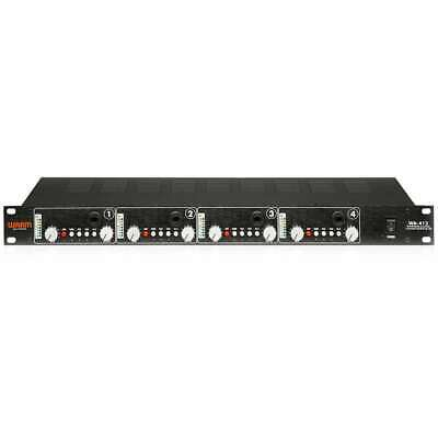 Warm Audio WA-412 4-channel Microphone Preamplifier with DI New