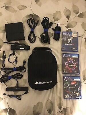 PlayStation VR Full Set And Games