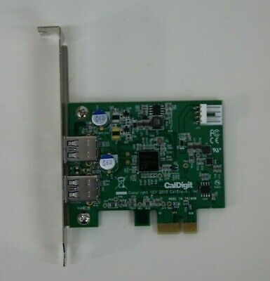 CalDigit SuperSpeed PCI Express Card