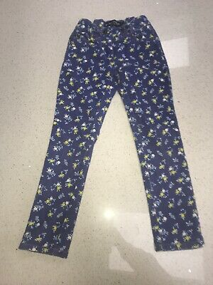Mini Boden Girs Cord Trousers 6 Years