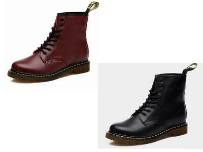 Dr Martens 1460 8-Eye Doc Classic Airwair  Leather Ankle Boots Unisex