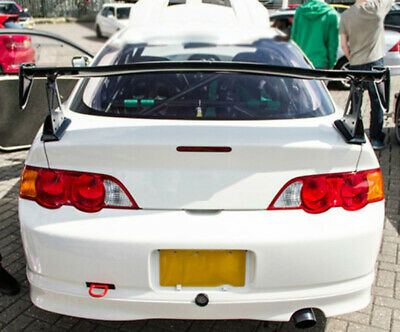 For Honda Integra DC5 Acura RSX 02-06 Carbon Rear Trunk Spoiler Wing